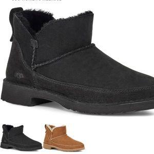 UGG🍂🍁Melrose Genuine shearling winter boots 6